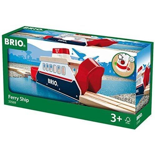 BRIO Harbour Ferry Ship