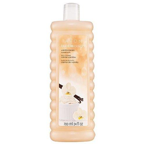 Avon Bubble Delight Vanilla Cream Bubble Bath