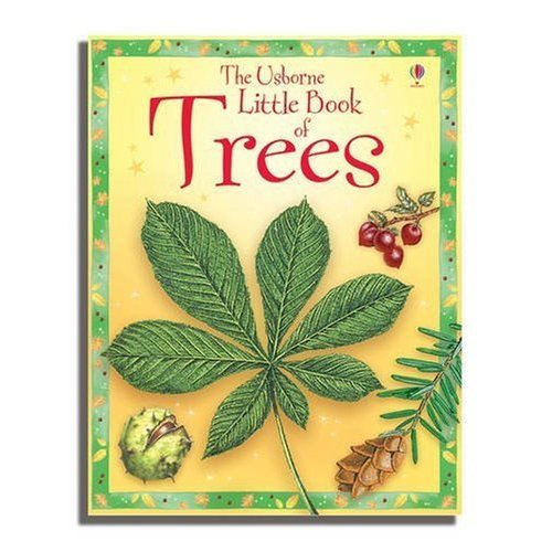 Little Book of Trees (Usborne Little Books)