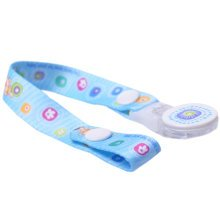 Baby Pacifier Leashes/Cases Pacifier Clips Pacifier Holder Blue Pattern