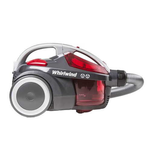 Hoover Whirlwind SE71WR02 Cylinder Vacuum Cleaner, 700 W - Grey