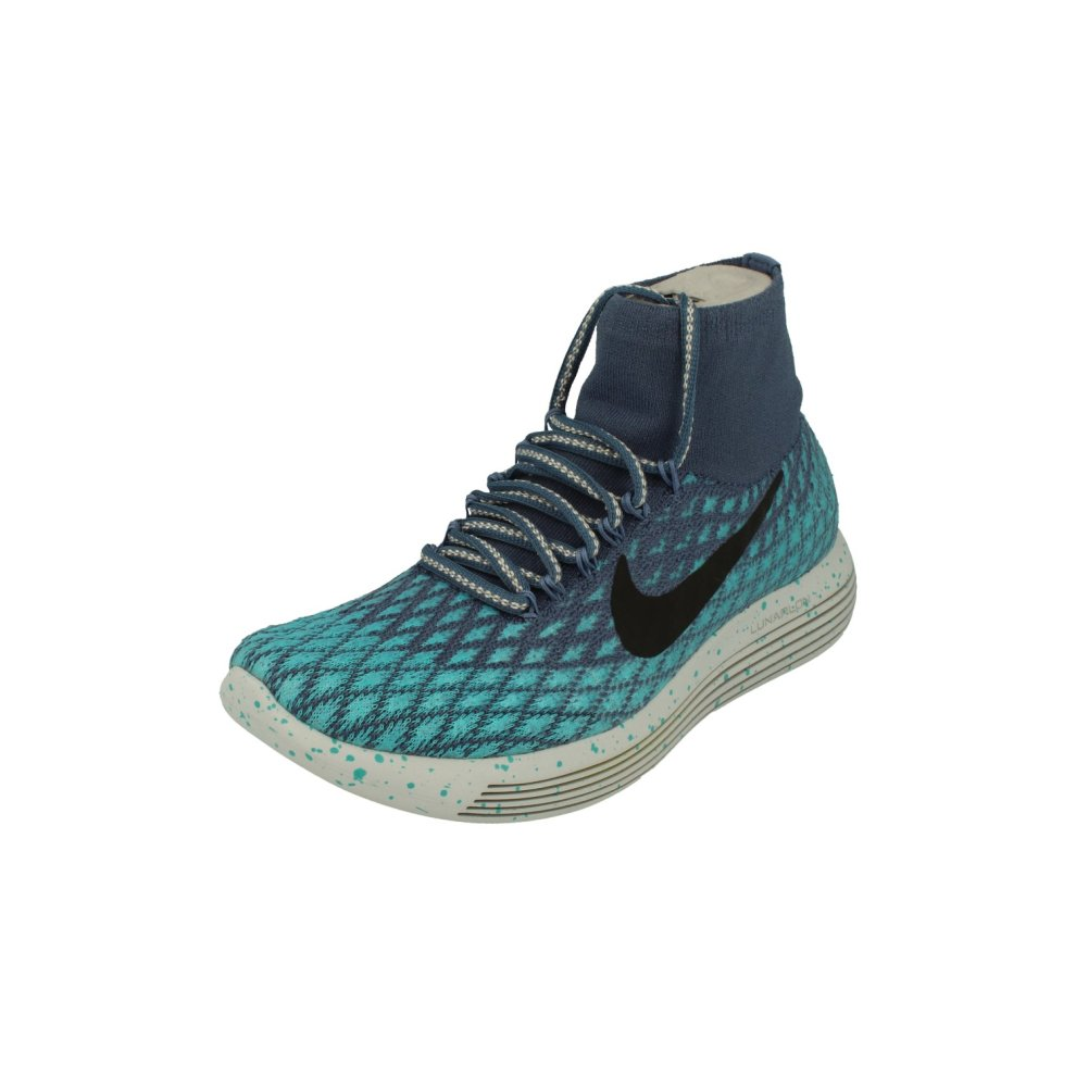 on sale 3c5ed a2be2 Nike Womens Lunarepic Flyknit Shield Running Trainers 849665 Sneakers Shoes  on OnBuy