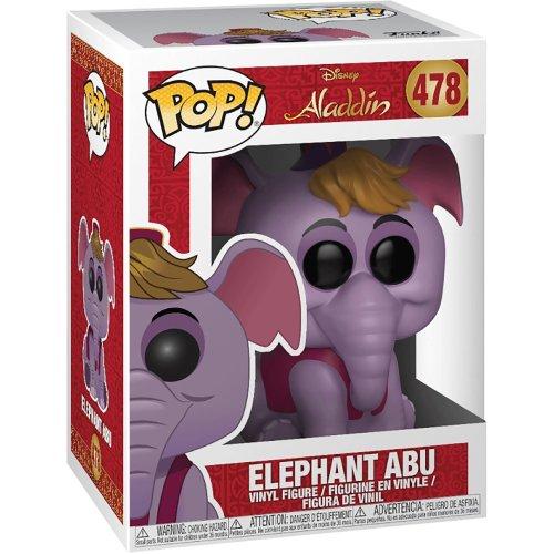 Funko Aladdin Elephant Abu Pop! Disney Vinyl Collectable Figure #478