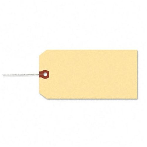 Avery 12606 Shipping Tag with Reinforced Eyelet  Paper/Double Wire  5-1/4 x 2-5/8  MLA  1000/Pk