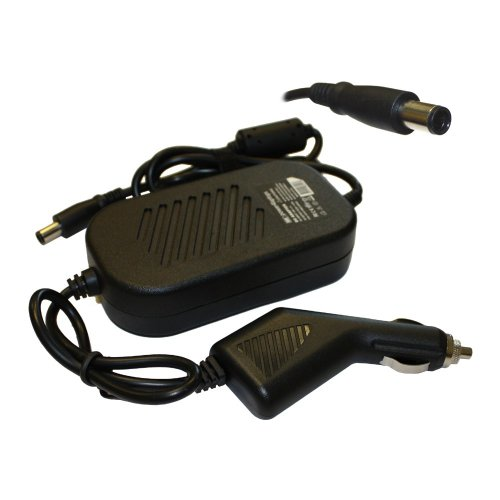HP Envy 17-2090eb Compatible Laptop Power DC Adapter Car Charger