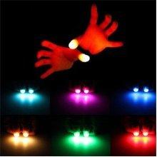 2Pcs Thumbs Light Magic Fingers Party Fantasy