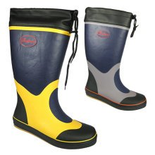Men's Seafarer Sailing Boots | Rubber Yacht Wellies