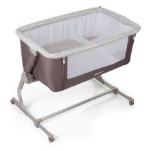 Jane Babyside Crib Bed Side Cot