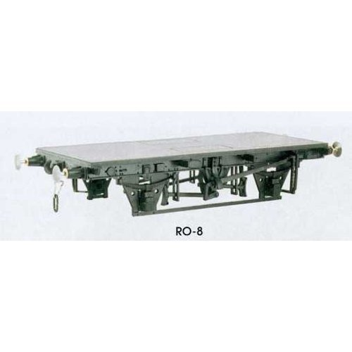 O gauge Chassis as fitted to BR mineral wagons - Peco RO-8 - F1