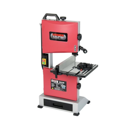9 Inch Bench Top Bandsaw Woodworking 240V With Blade