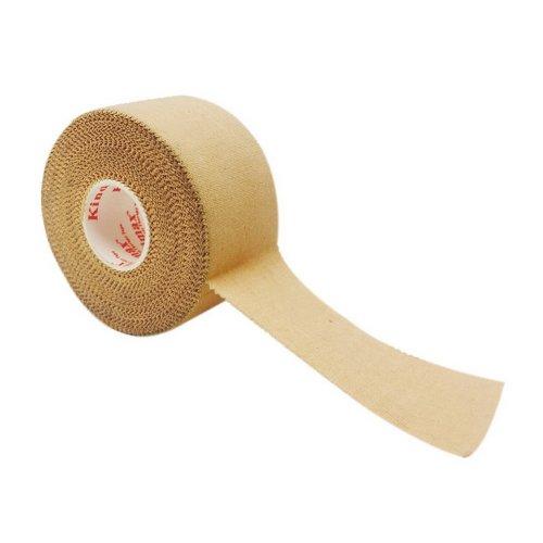 1 Roll Self Adherent Cohesive Bandage Bracers Elbow Ankle Protection Tape, Khaki