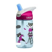 Camelbak Eddy Kids | Raccoons Spill-Proof Drinking Bottle 400ml