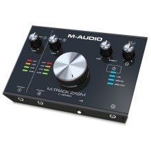 M-Audio M-Track 2x2M - 2 In 2 Out USB Audio Midi Interface