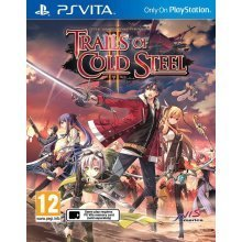 The Legend of Heroes: Trails of Cold Steel II PlayStation Vita Game