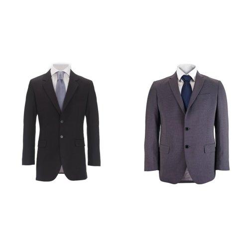Alexandra Mens Icona Formal Slim Fit Work Suit Jacket