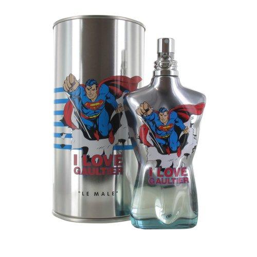 Jean Paul Gaultier Le Male Superman Eau Fraiche 125ml Eau de Toilette