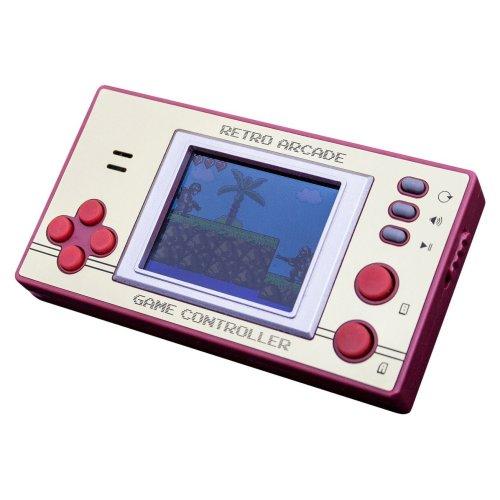 Thumbs Up RETARCCTL Retro Pocket Games with LCD Screen 3 x AAA batteries