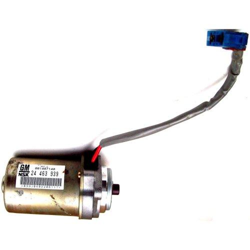 Vauxhall Opel Corsa C EPS Electric Power Steering Motor GM 24463939 001407140