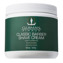 Clubman Pinaud Classic Barber Shave Cream 453ml