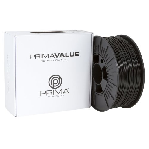 PV-PLA-285-0750-DG PrimaValue 3D-Print Filament, 2.85 mm, 1 kg Spool, Dark Grey