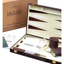 Backgammon Set - 15 Inch - Luxury Backgammon Set by Jaques of London