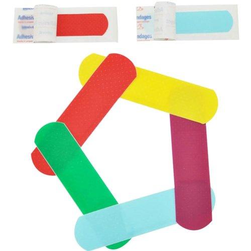 Cute Cartoon First Aid Bandages Bandaging Supplies Band Aids- Coloful