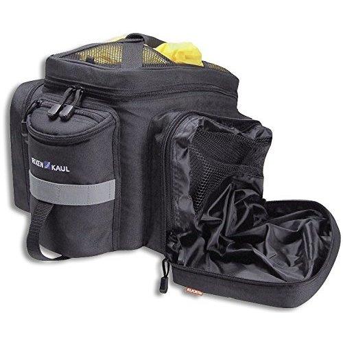 Rixen & Kaul Rackpack 2 Plus Pannier Bag - Black, 16 Litre
