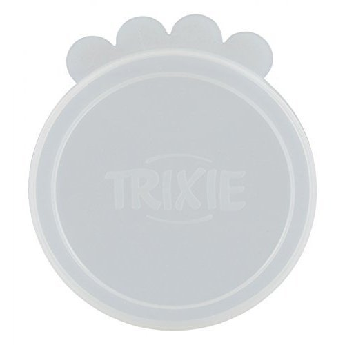 Trixie Lid For Box Silicone 10.6 cm - Can Various Sizes New Dog Cat -  trixie can lid silicone various sizes new dog cat