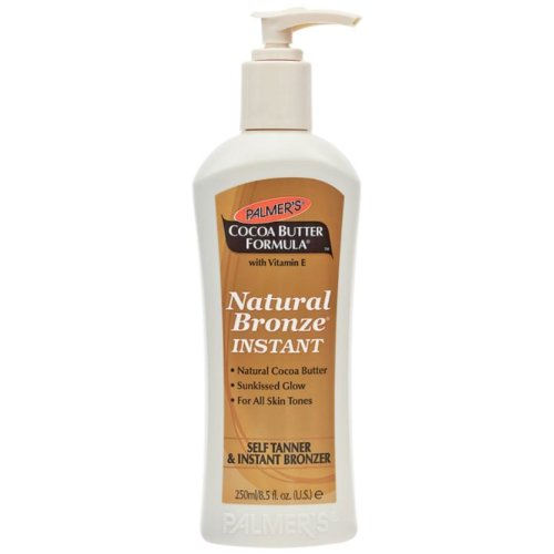 Palmers Cocoa Butter Formula Natural Instant Tanner 250ml