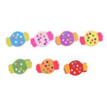 Creative Office Item/ Colorful Push Pins Pushpins/ 25 PCS Random Color    E