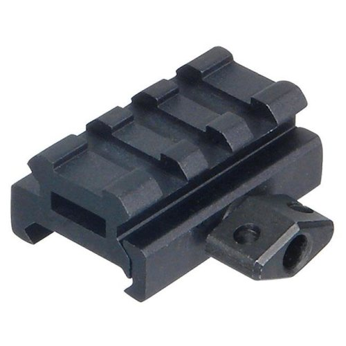 UTG MNTRS05S3 0.5 High 3 Slots Low-Profile Compact Riser Mount