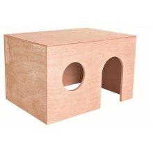 Trixie Guinea Pig House, 24 x 15 x 15cm - Housecm -  x 15 trixie house guinea pig 24 cm