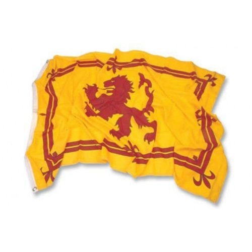 Scotland Lion Rampant Flag 3ft x 2ft Scottish Souvenir Gift 91cm x 61cm National
