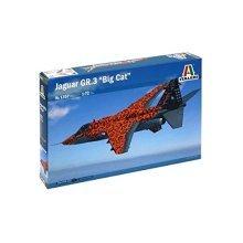 RAF JAGUAR GR.3 Big Cat - AIRCRAFT 1:72 - Italeri 1357