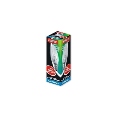 Eveready Es Candle (60w) 42w Sbc (b15)