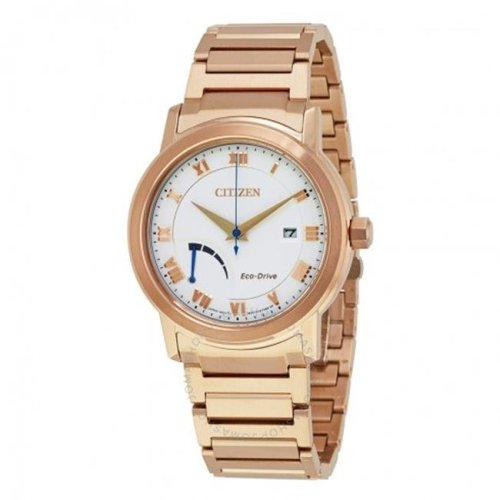 Citizen Eco-Drive Rose Gold-Tone Mens Watch AW7023-52A