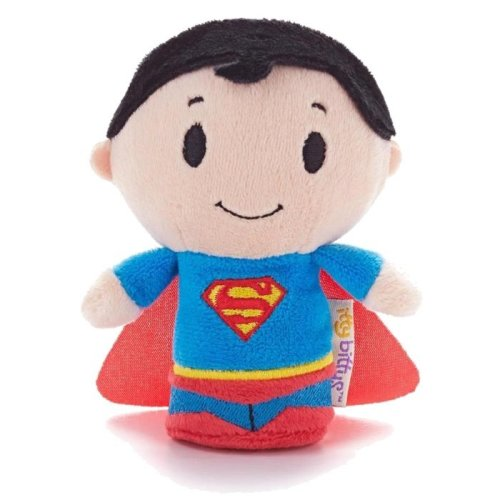 Superman Itty Bitty Hallmark Soft Toy Character