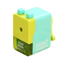 Pencil Sharpener Suitable for Office, Home and School?green