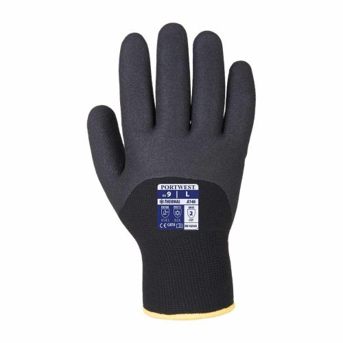 sUw - 1 Pair Pack Arctic Winter Hand Protection Workwear Glove