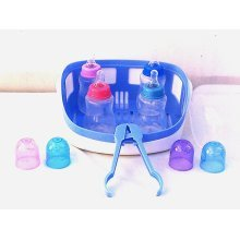 Baby Bottle & Accessories Hygiene Steam Microwave Sterilizer