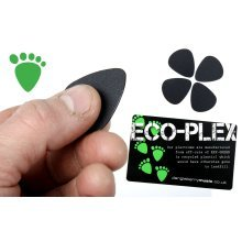 50pc Eco-Plex 0.73mm Guitar Plectrums | Set Of Medium Guitar Picks