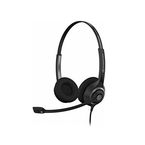 Sc260 Circle Series Headset Wideband Dual Sided Professional Communication Head