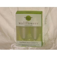 Bath and Body Works Coconut Lime Verbena Wallflower Refill 2 bulbs