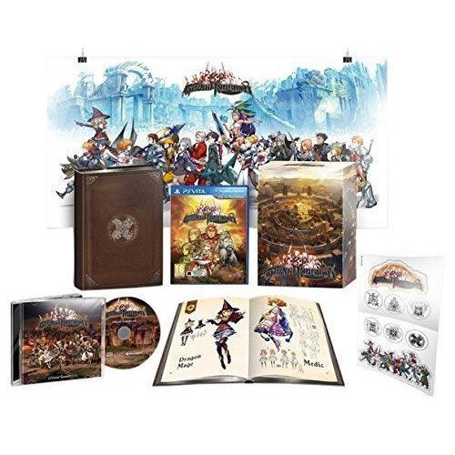 Grand Kingdom - Limited Edition Playstation PS Vita Game