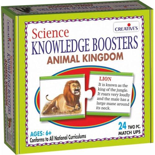 * Creative Science Boosters -Animal Kingdom