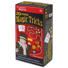20 Astonishing Magic Tricks - Childrens Magicians Beginners Toy Set 13100 -  20 astonishing magic tricks childrens magicians beginners toy set 13100