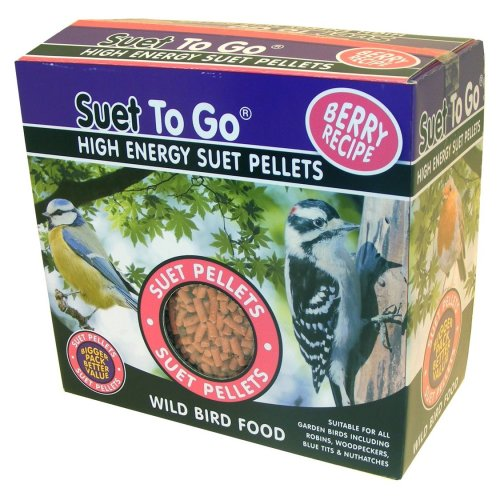 Suet To Go Pellets With Berry 3kg