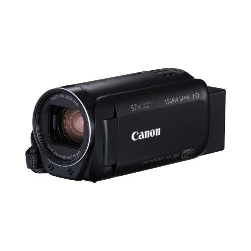 Canon LEGRIA HF R86 Handheld camcorder 3.28MP CMOS Full HD Black