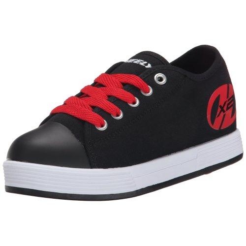 Heelys Fresh 770494, Boys' Trainer, multi (Black/Red), 12 Child UK (31 EU)