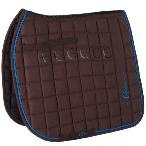 Kerbl Dressage Saddle Pad Excelsior Brown 328638